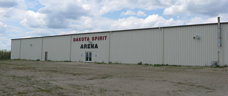 Dakota Spirit Arena